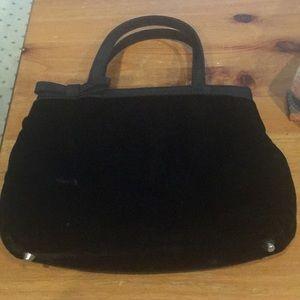 Handbags - Velvet small bag